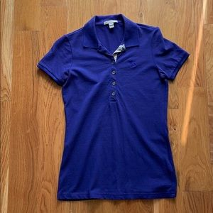Authentic Women's Burberry Polo - Size S